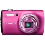 奥林巴斯(OLYMPUS)VH-510数码相机(粉色)8倍光学变焦,纤薄机身,1200万像素3.0英寸液晶屏幕,25MM广角,美颜功能强大非凡。