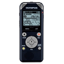 奥林巴斯(OLYMPUS)WS-813微型数码录音笔 8G 高清远距FM收音 会议/采访/取证