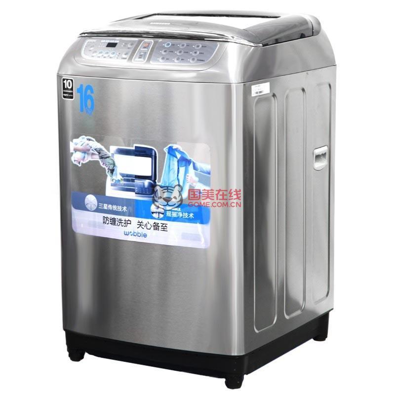 国美自营 三星洗衣机xqb160-n99i/sc