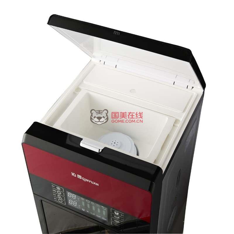 沁园(qinyuan)jld5299xz电子制冷净饮机5级过滤可直饮 滤芯更换提醒