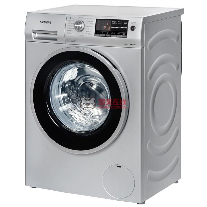 西门子洗衣机xqg62-ws12m3680w