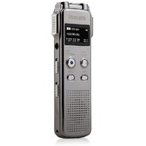 飞利浦(PHILIPS)VTR6800数码录音笔(锖色)(4G)4麦克风/多方位录音 /智能数字降噪/支持变速播放