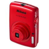 尼康(Nikon)COOLPIX S01数码相机(1000万像素 3倍光学变焦 2.5寸屏 轻巧机身 )