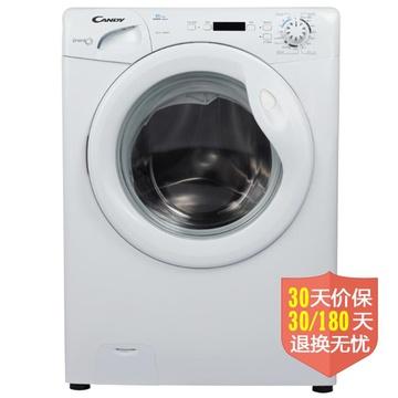 卡迪(CANDY) GC4 1062D 6公斤 滚筒洗衣机(白色) 电脑控制 纤薄机身