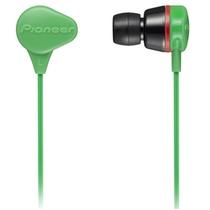 先锋(Pioneer)SE-CL331-G 耳机 入耳式耳机 立体声耳机 绿色(具有很强的防水性能,佩戴时既舒适也牢靠,音质也颇有特点)