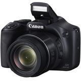 佳能(Canon)PowerShot SX530 HS 数码相机黑色