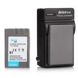 雷摄(LEISE)EN-EL9 数码相机/摄像机电池/便携充电器组合套装 适用于尼康:D40 D40x D40X D60 D5000 D3000
