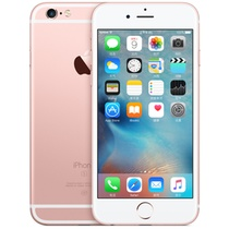 Apple iPhone 6s 16G 玫瑰金色 4G手机 (全网通版)