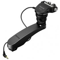 TASCAM麦克风TM-2X 单反专用立体声电容麦克风 微电影专用同步录音麦克风
