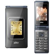 波导(BIRD)V9 GSM老人手机(铁灰色)双卡双待
