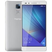 荣耀(honor)7(PLK-AL10)全网通4G手机(冰河银)(3GB+64GB)