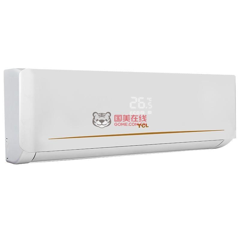 tcl空调kfrd-35gw/hc23bpa小风神 1.