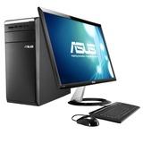 华硕(ASUS)M11AD-G3254M3 19.5英寸台式电脑(G3220 4G 500G GT620-1G DVD DOS 19.5英寸 黑色)