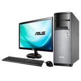 华硕(ASUS)M32AD-G3254M1 23英寸台式电脑(奔腾G3260 4G 500G DVD GT710-1G  WIN8)