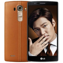 LG G4(H818)真皮版复古棕 移动联通双4G手机 双卡双待