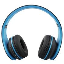 说客英语少儿英语专用耳机K1蓝色  蓝牙、收音机、普通耳机、MP3播放四合一,贴心的可折叠设计,85分贝音量安全控制,有效呵护耳膜健康